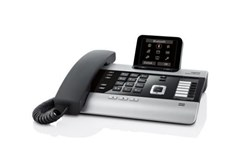 Gigaset DX800 A isdn all in one, Farbe: titanium