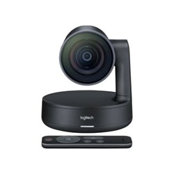 Logitech Rally Camera - BLACK - ConferenceCam - EMEA