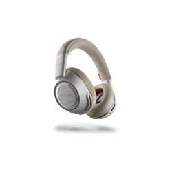 Plantronics Voyager 8200 UC Weiss binaurales Bluetooth Heads. inkl. USB Dongle