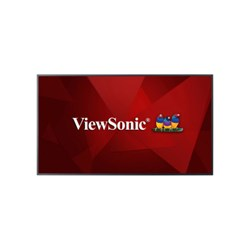 "ViewSonic CDE6510 65"" Hochauflösendes Commercial Display"