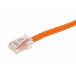 Cat. 6 RJ45-RJ45 LSZH Orange