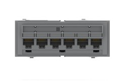 360 1100 GS6 Evolve 6-port DM CAT.6A