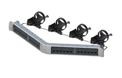 360 1100A GS3 24-port Evolve Panel CAT.6