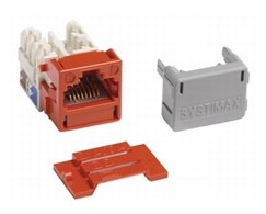 MGS400 RJ45 Modul Cat. 6 Orange