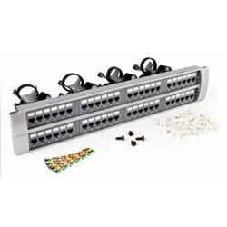 360 1100GS6 48-port Evolve Panel CAT. 6A